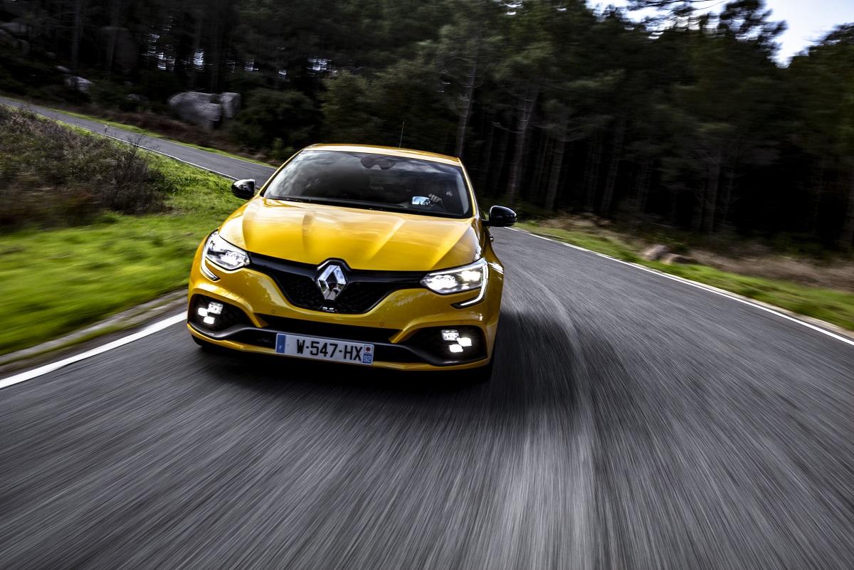 Neuer Renault Megane R.S.