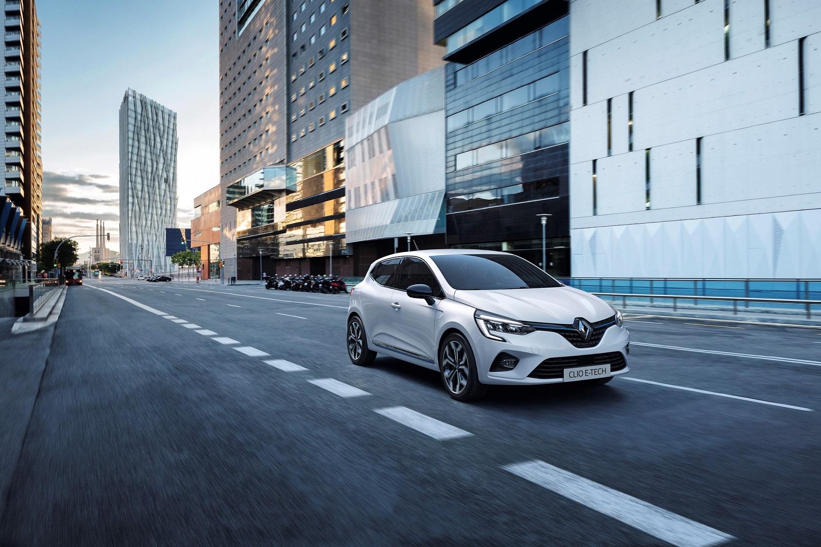 Renault CLIO E-TECH: Alles, was Sie von einem CLIO erwarten – mit allen Vorteilen des Hybridfahrzeugs